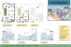 View Village Home Floor Plans Loreto Bay Homes Real