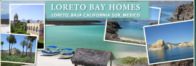 Loreto Bay Homes - Loreto, Baja California Sur, Mexico Real Estate